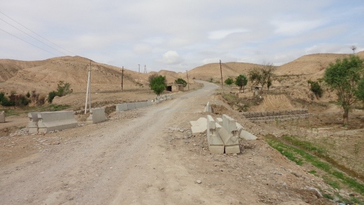 WB Project - RRDP/QCBS -2: Regional Road Development Project (RRDP) - Preparation of Environmental and Social Safeguard Documents for Andijan, Namangan and Fergana regions