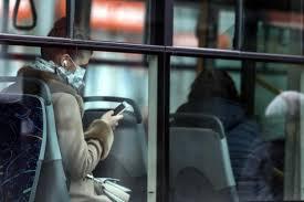 """Онлайн опрос """"Сидим дома 8"""". Безопасность работы общественного транспорта."""
