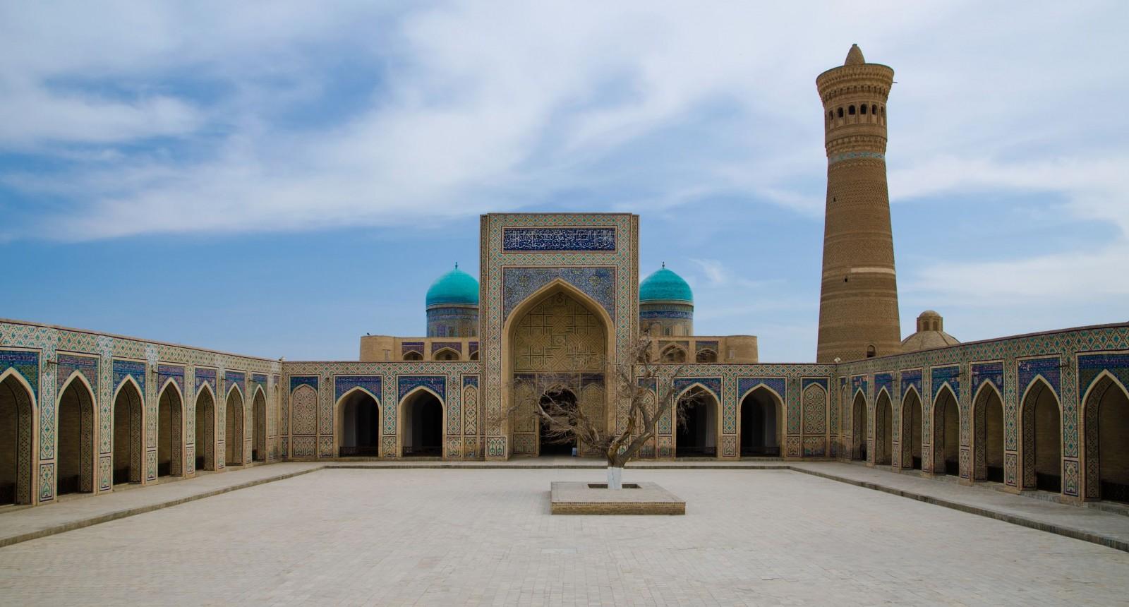 "Marketing research ""Tourism services market in the Republic of Uzbekistan"""